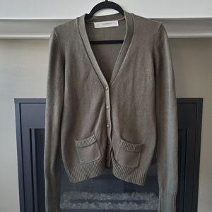 Zara Basics Cardigan